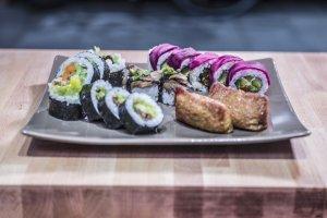 Wegańskie sushi - nowa moda?