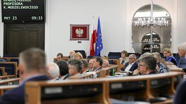 Senat przyjął poprawki do Kodeksu karnego