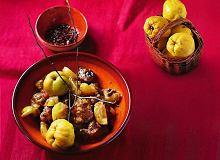Wołowina i owoce pigwowca po grecku - ugotuj
