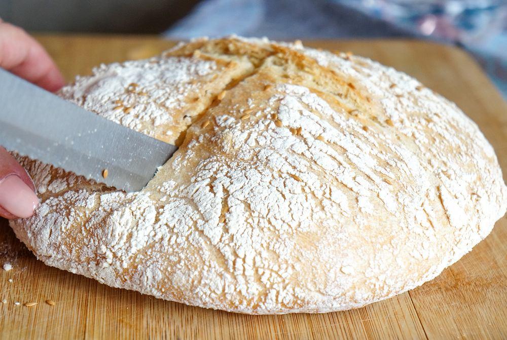 Zwykłe chleby ci się przejadły? Przygotuj włoską ciabattę. Mamy przepis