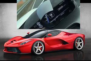 Na publicznej drodze pojechał Ferrari LaFerrari 372 km/h. Filmik wrzucił na Instagrama