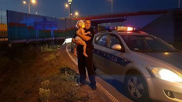 Rawa Mazowiecka. Pijany 28-latek z dzieckiem w samochodzie uciekał przed policją