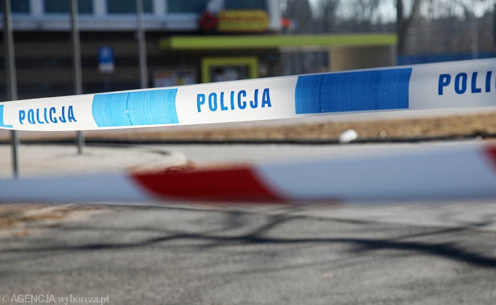 Siemianowice Śląskie. W centrum miasta znaleziono zakopane zwłoki. Trwa policyjna obława (zdj. ilustracyjne)
