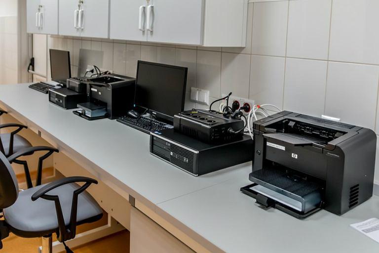drukarki do biura