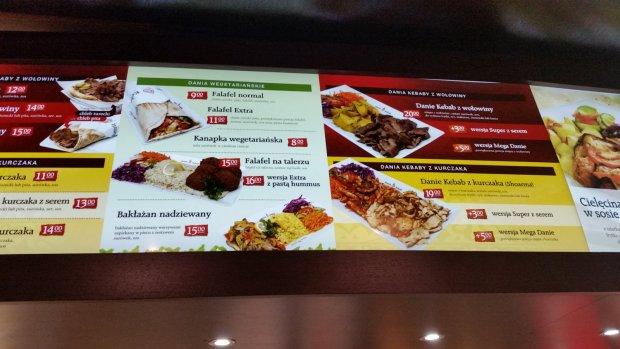 Najlepszy kebab w Warszawie