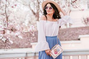 Bluzki i sukienki hiszpanki