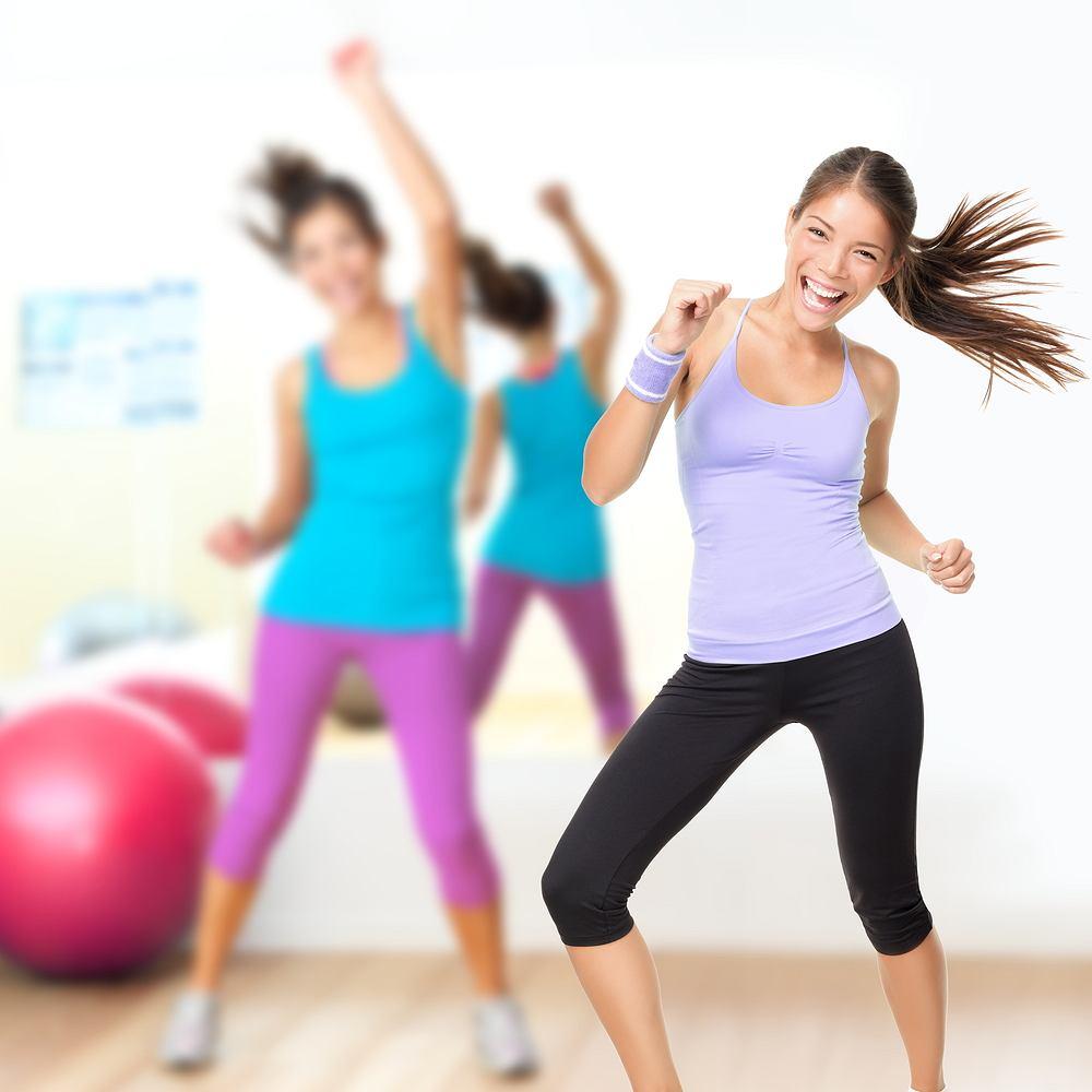 Klub fitness to nie tylko hantle i maszyny.