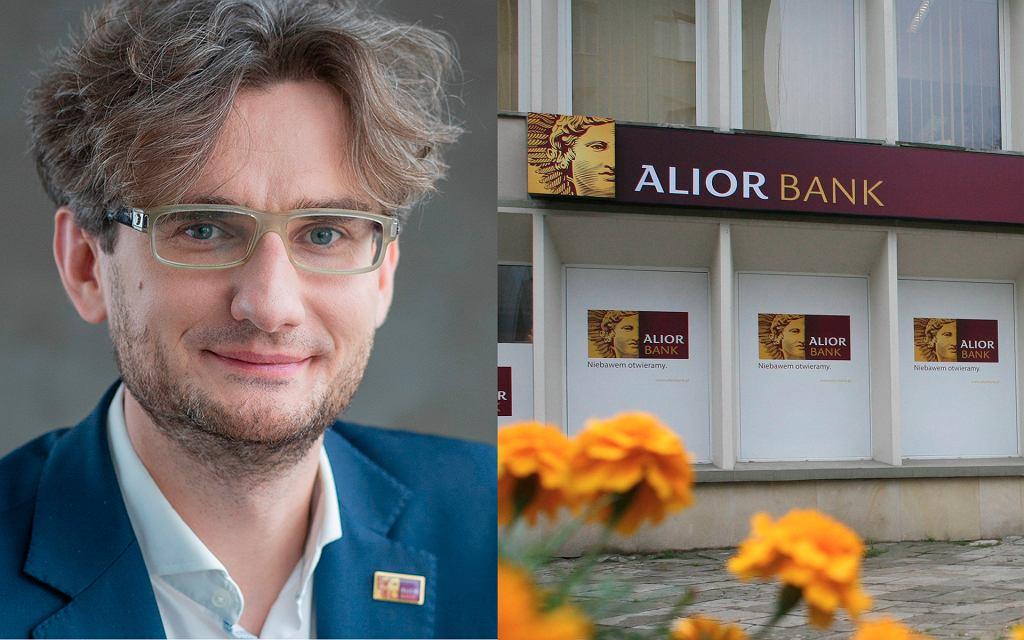 Krzysztof Bachta nie jest już prezesem Alior Banku