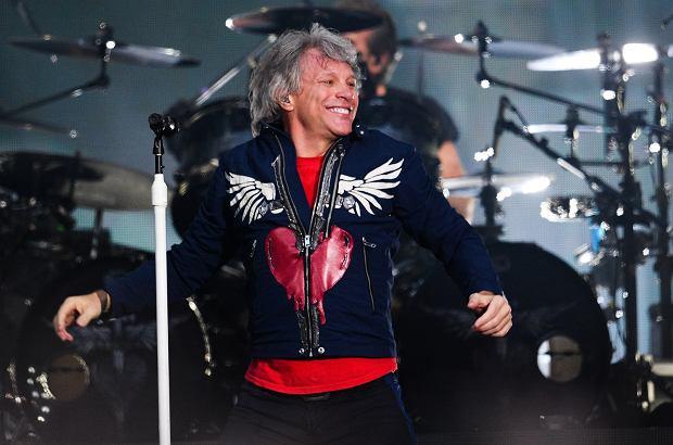 Koncert Jona Bon Jovi w Moskwie