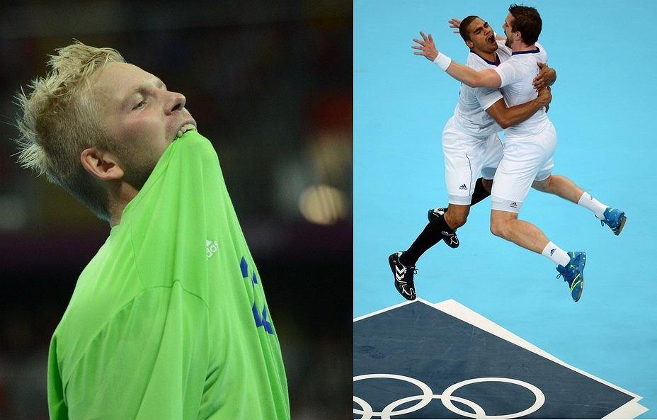 Francja mistrzem olimpijskim w piłce ręcznej