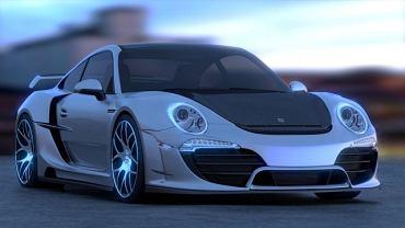 Porsche 991 Attack