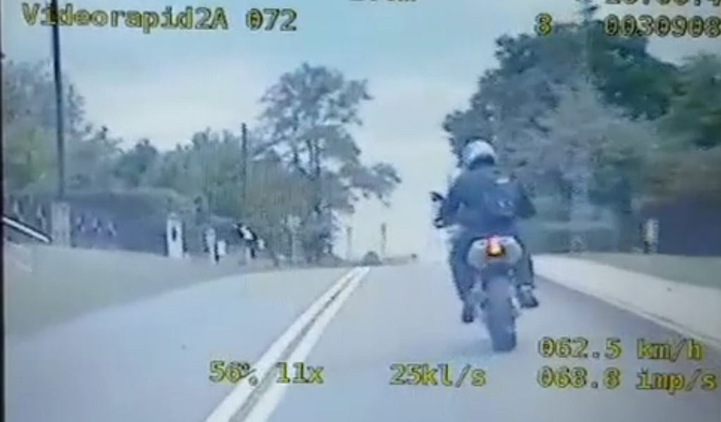 Pościg policji