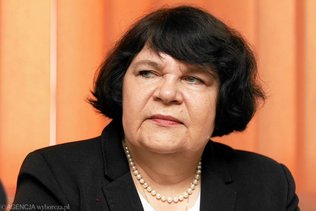 Posłanka Anna Sobecka