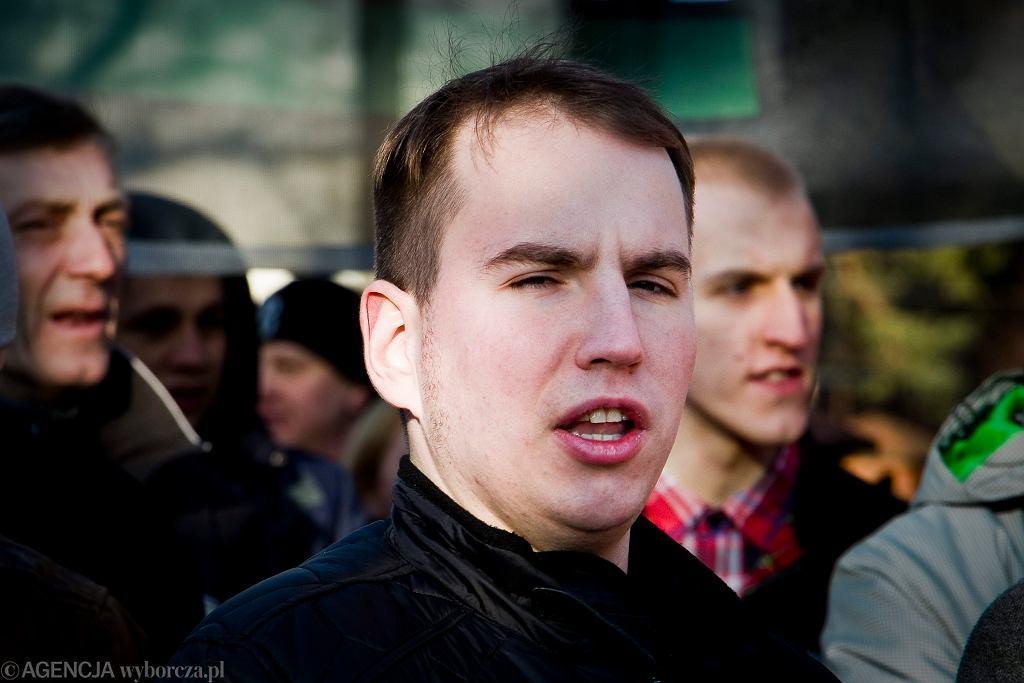 Adam Andruszkiewicz z Kukiz`15
