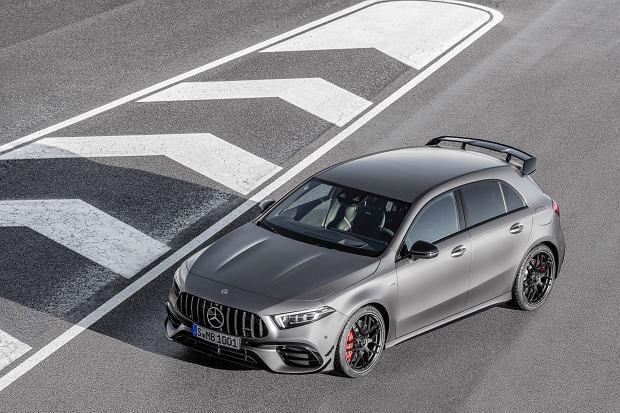Mercedes-AMG A45 i A45 S z polskimi cenami. Ponad 250 tysięcy zł, żeby złamać 4 sekundy