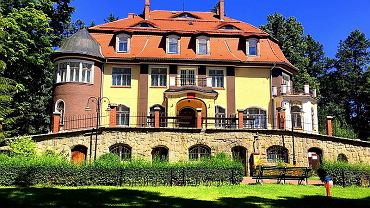 Pałac w Muchowie