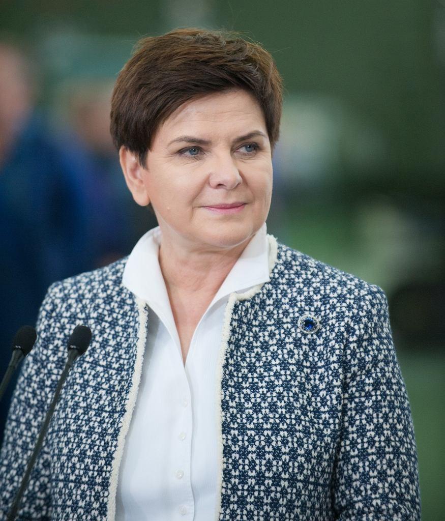 Beata Szydło i