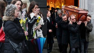 pogrzeb Dolores O'Riordan