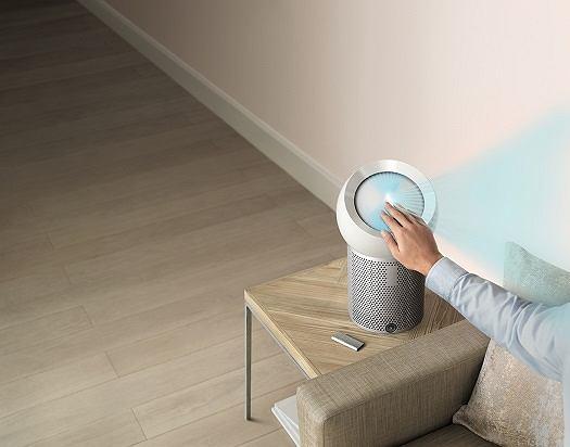 Oczyszczacz powietrza jest bezpieczny i wygodny w obsłudze