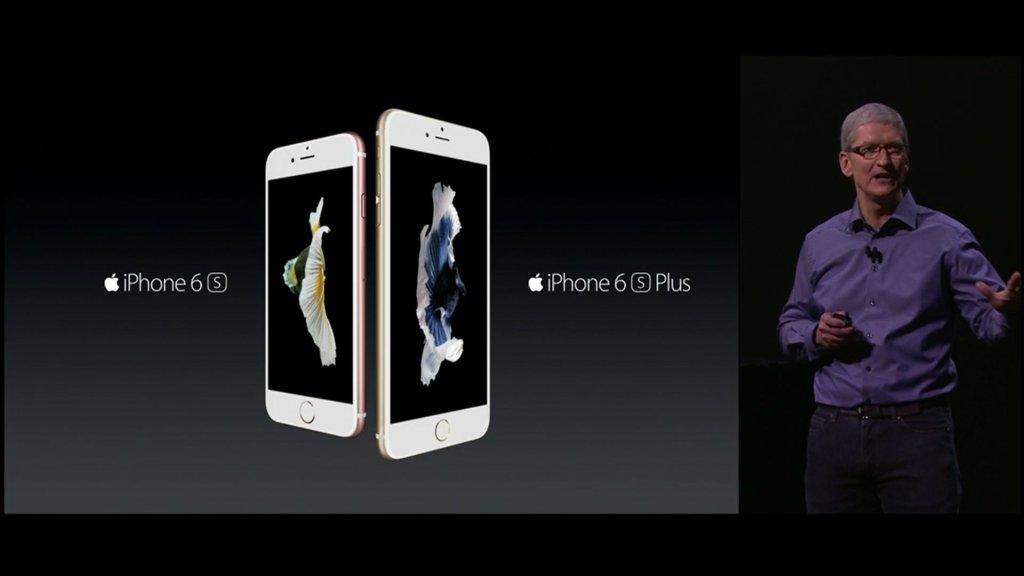 Nowe iPhone'y 6s i 6s Plus