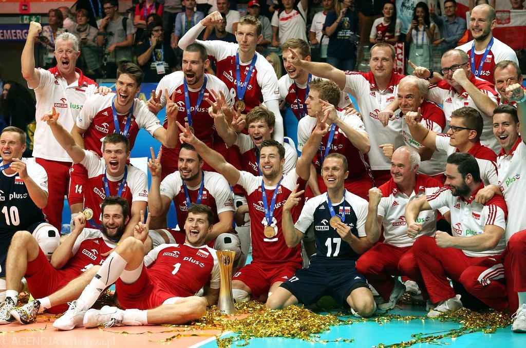 Mistrzostwa świata w siatkówce. Zwycięstwo Polaków