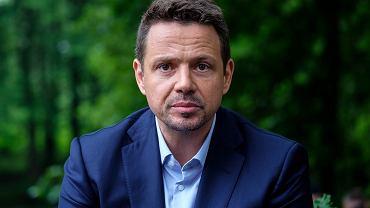 Rafał Trzaskowski.Wybory prezydenckie 2020