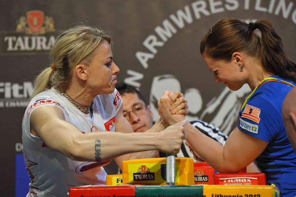 Marlena Wawrzyniak (z lewej)