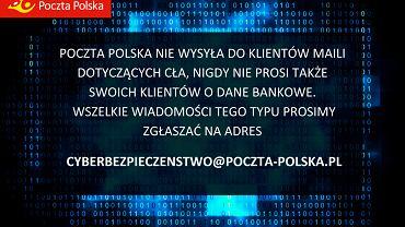 Poczta Polska ostrzega przed oszustwem