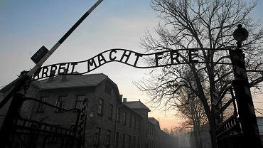 Były nazistowski obóz zagłady KL Auschwitz