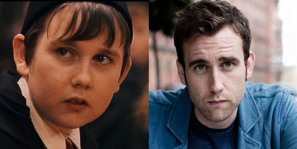 Matthew Lewis, gdy zaczął grać Neville'a Longbottoma w filmach o Harrym Potterze miał zaledwie 12 lat. Teraz ma 24 i jest przystojnym mężczyzną.