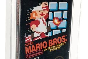 Super Mario Bros. 3 sprzedane za rekordową kwotę