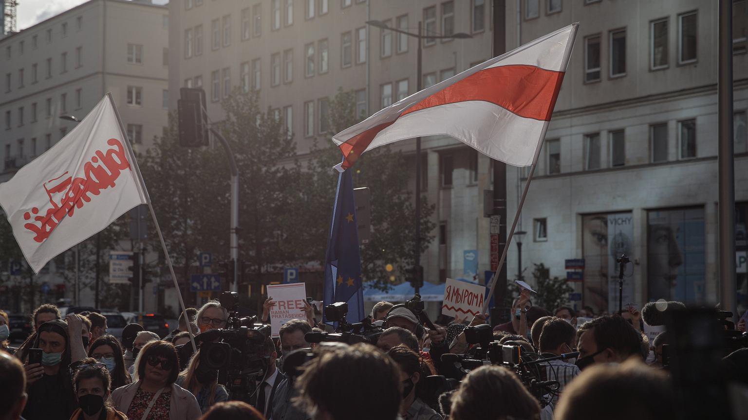 Protasiewicz rzekomo przesłuchany przez separatystów z Ługańska. Ukraina chce wyjaśnień