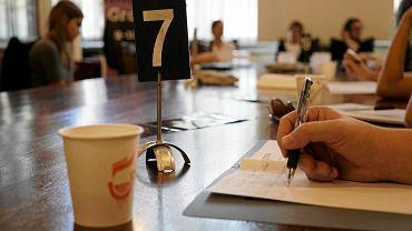 Collegium Anatomicum - konferencja prasowa dotycząca Poznańskiego Festiwalu Kryminału Granda