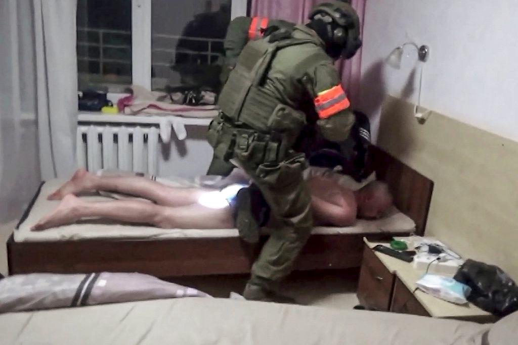 Na Białorusi we wtorek nad ranem zatrzymano 33 obywateli Rosji należących do prywatnej formacji wojskowej Wagnera. Zarzucono im , że przyjechali aby ingerować w wewnętrzne sprawy Białorusi