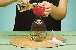 Dwa proste przepisy na ekologiczny płyn do kurzu. Wszystkie potrzebne składniki znajdziesz w kuchni