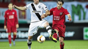 FC Midtjylland - Legia 1:0