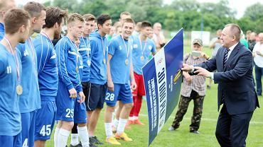 Finał piłkarskiego lubuskiego Pucharu Polski, 24 czerwca 2017, Kostrzyn nad Odrą: Stilon Gorzów - TS Przylep 2:1 (0:0)