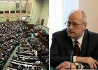 Sejm po zamieszaniu wybrał sędziego TK. Małgorzata Zwiercan z Kukiz'15 zagłosowała za nieobecnego Kornela Morawieckiego