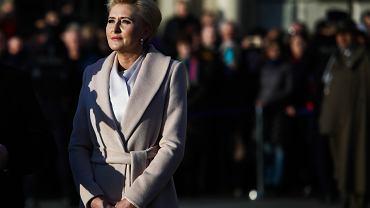 Pierwsza dama Agata Kornhauser-Duda