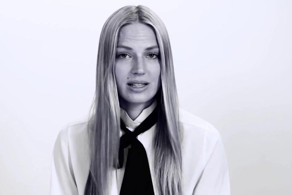 Zuzanna Buchwald o trudach bycia modelką