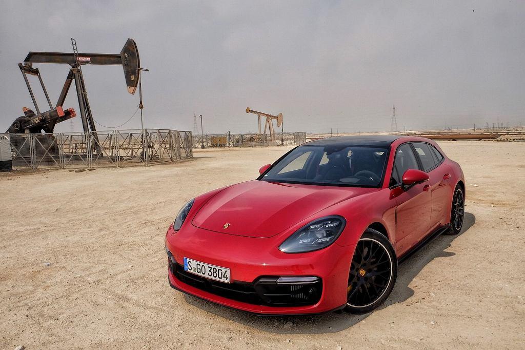 Nowe Porsche Panamera GTS