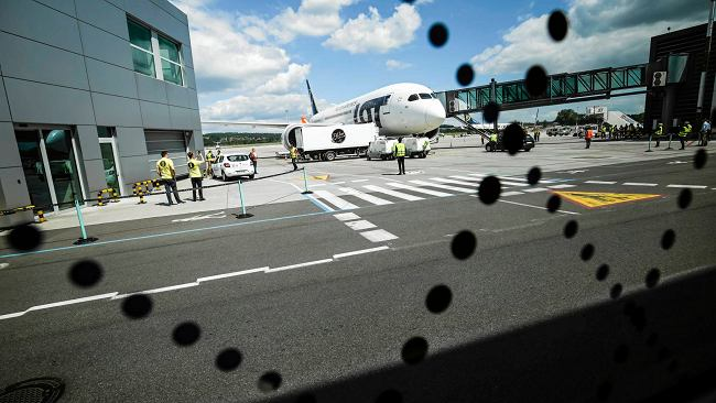 PLL LOT traci monopol. American Airlines uruchomią bezpośrednie loty z Krakowa do Chicago