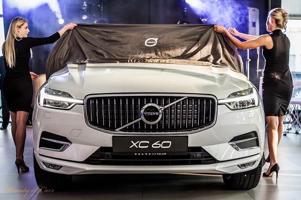 Rośnie sprzedaż Volvo. Koncern na najlepszej drodze do rekordowego wyniku