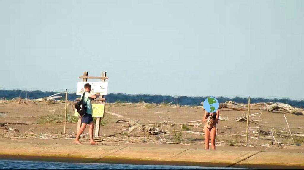 Turyści wtargnęli do rezerwatu