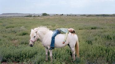 Ilona Szwarc, 'Tayln, Canadian, Texas' z cyklu 'Rodeo Girls', 2012/2015