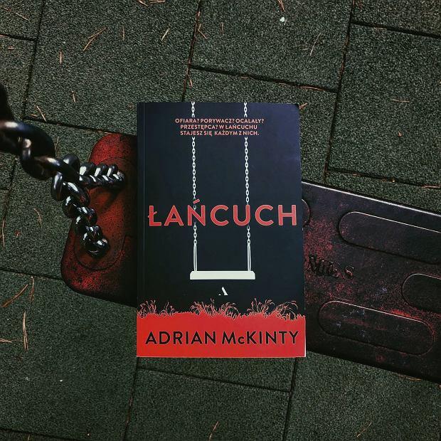 Książka 'Łańcuch', Adrian McKinty