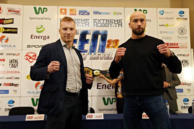 FEN20. Główny bohater walki wieczoru na FEN20 dla Sport.pl: Odrodzenie K1 jest coraz bliżej
