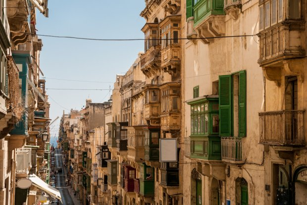 Stolica Malty Valletta, fot. Francesco Bencivenga/shutterstock.com