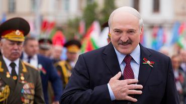 Alaksandr Łukaszenka.