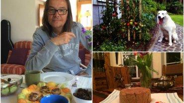 Robert i Monika Gawlińscy mieszkają w Radości na obrzeżach Warszawy. Mają duży, piękny dom z równie pięknym ogrodem - idealnym miejscem zabaw dla psów. Monika lubi gotować chleb, a Robert urządzić grilla w ogrodzie choćby w zimie.